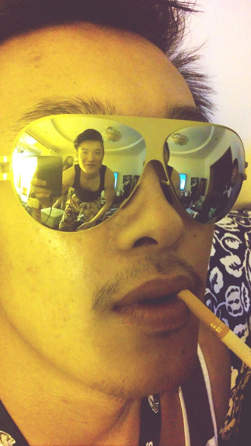 Sunglasses Miror Friends
