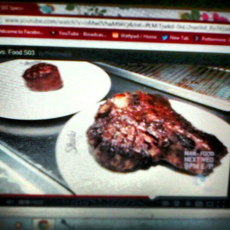 48 oz. Porterhouse Steak ShulasSteak ManVFood Miami S03