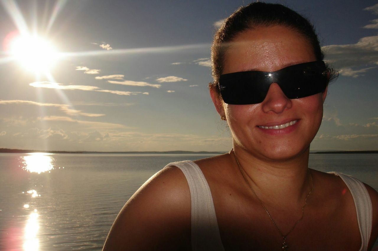 Self Portrait Around The World That's Me Hello World Protecting Where We Play Sunset Selfportrait River Rio Sao Francisco São Francisco River Brazil