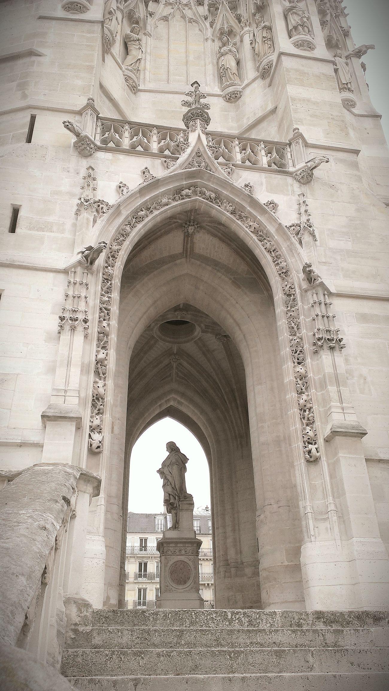 Architecture Streetphotography Tour Saint-Jacques Paris 4