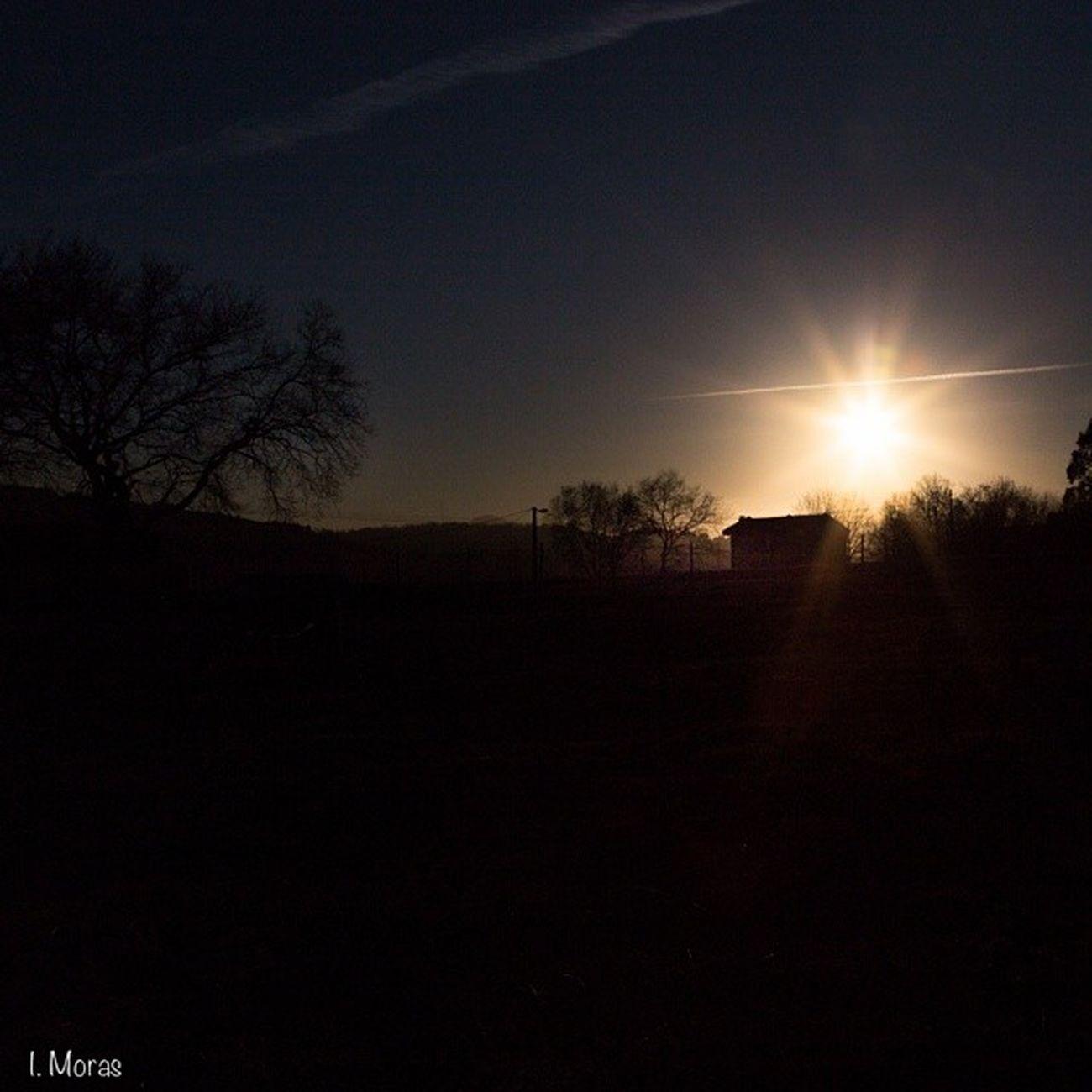 Sombras en la luz Zamudio  Sunset