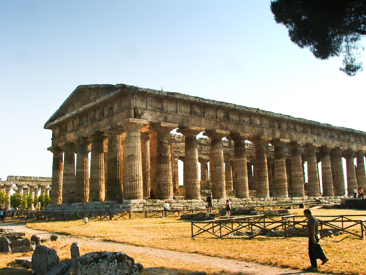 Outdoors No People Naples, Italy Paestum Beauty In Nature Power In Nature Travel Destinations Historic Salerno
