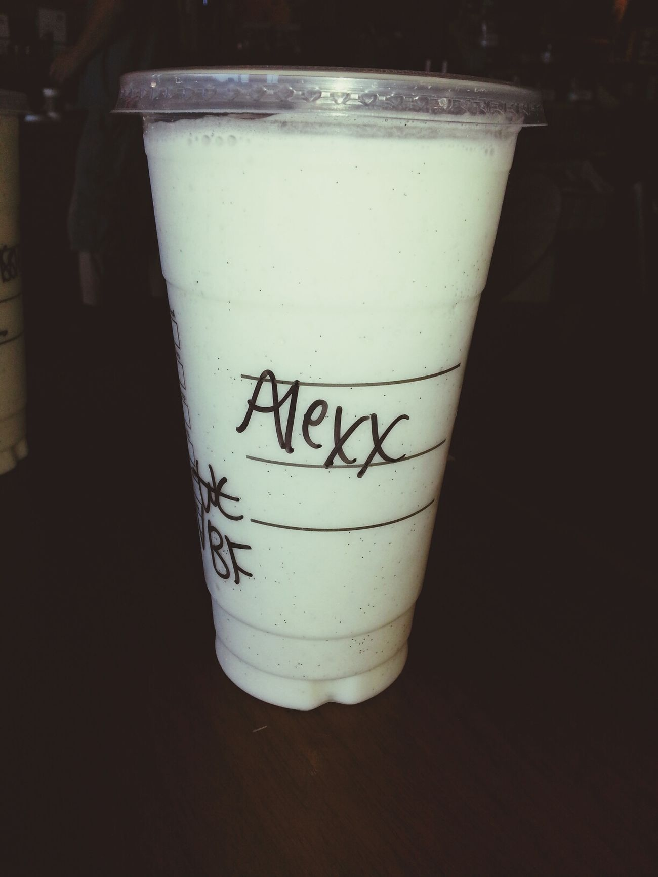 Starbucks is the best its literally life♥ Starbucks Vanilla Alexx  Starbucks Coffee