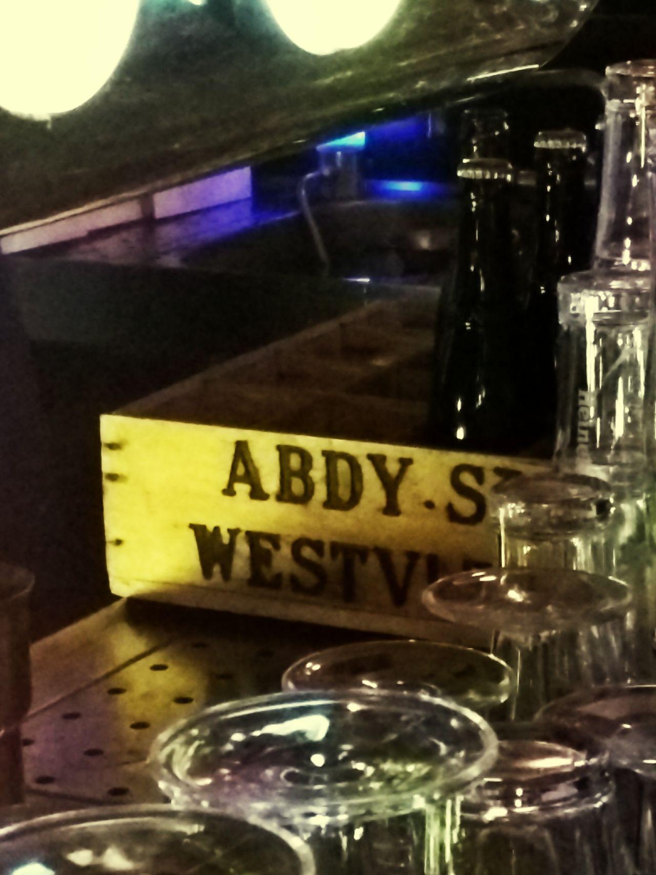 Heaven exists. Beer Westvleteren Rootz Den Haag