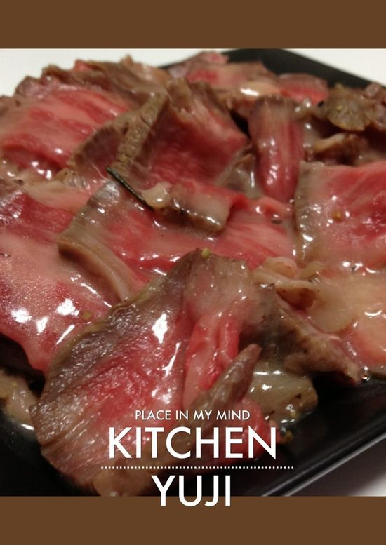 Dinner Yammy!!  Roasting Beef