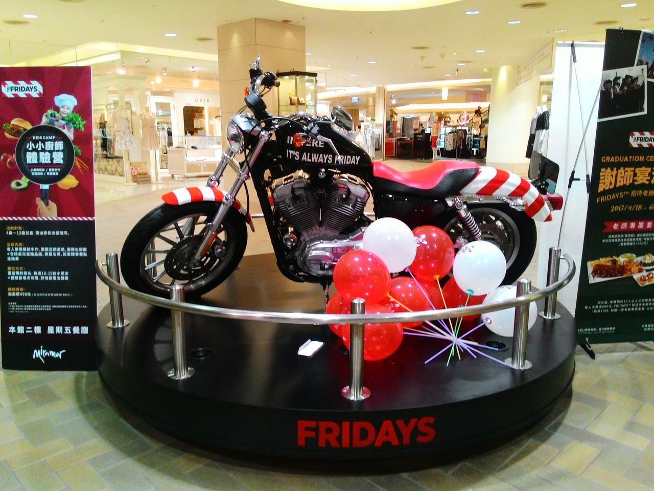 Fridays Indoors  No People Motorcycle