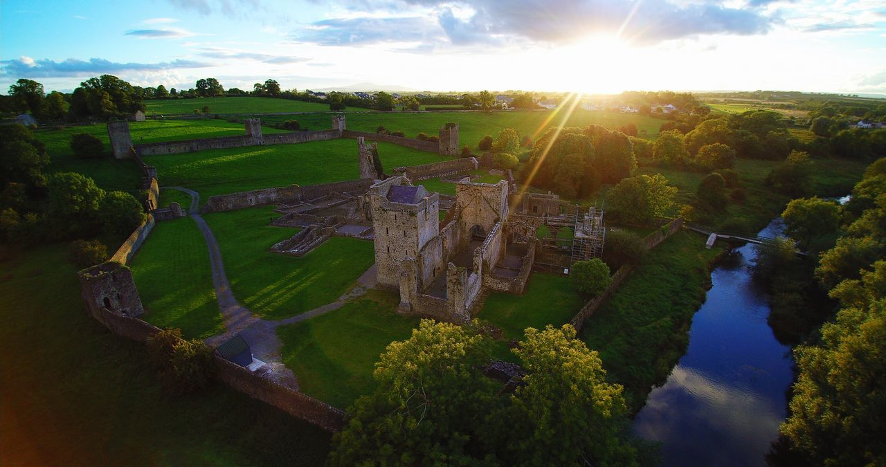 from the air..to the ground.. last lights on a friary Nature On Your Doorstep Check This Out Enjoying Life Landscape_photography Landscape_Collection Aerial Photography Castles Friary Glitch Castle Walls Castle Ruin My Favorite Photo Cinema In Your Life The Great Outdoors The Great Outdoors - 2016 EyeEm Awards