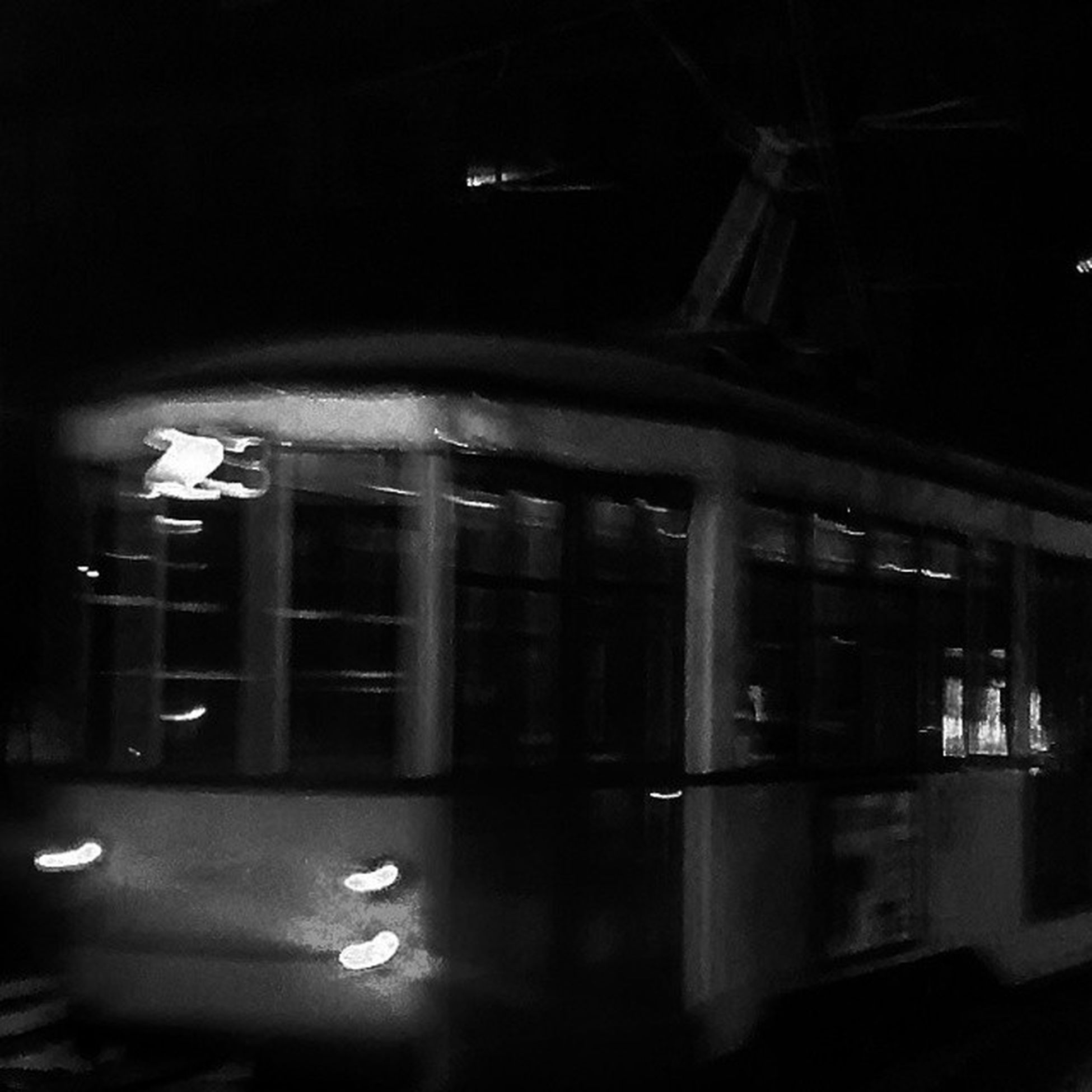 Milano by night 23 Tram Piola