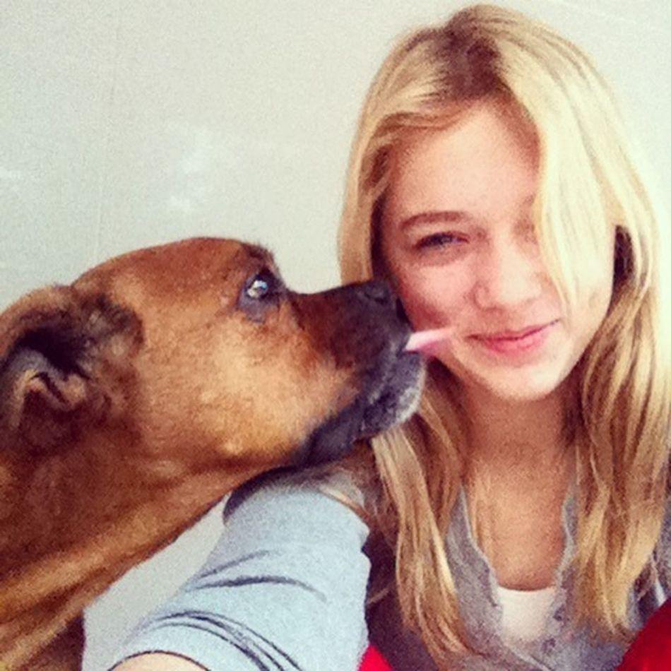 Dog Dogs DogLove Ilovemydog kızım hasta ?iyi olacağına inanıyorum ❤️