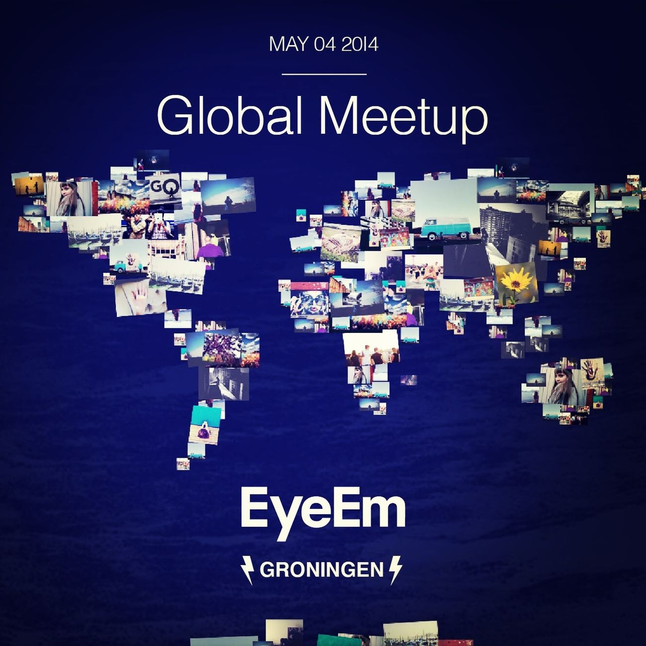 Everyone In Groningen is invited Global EyeEm Meetup Groningen