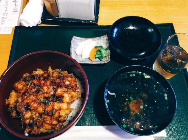 蕎麦屋でかき揚げ丼 Japanese Food Mobilephotography Lunch My World Of Food