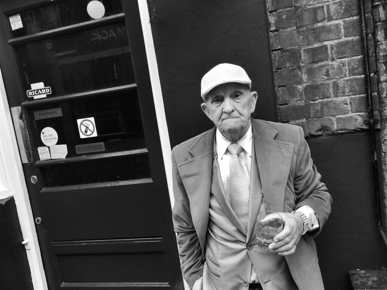 The dapper chap The Street Photographer - 2016 EyeEm Awards
