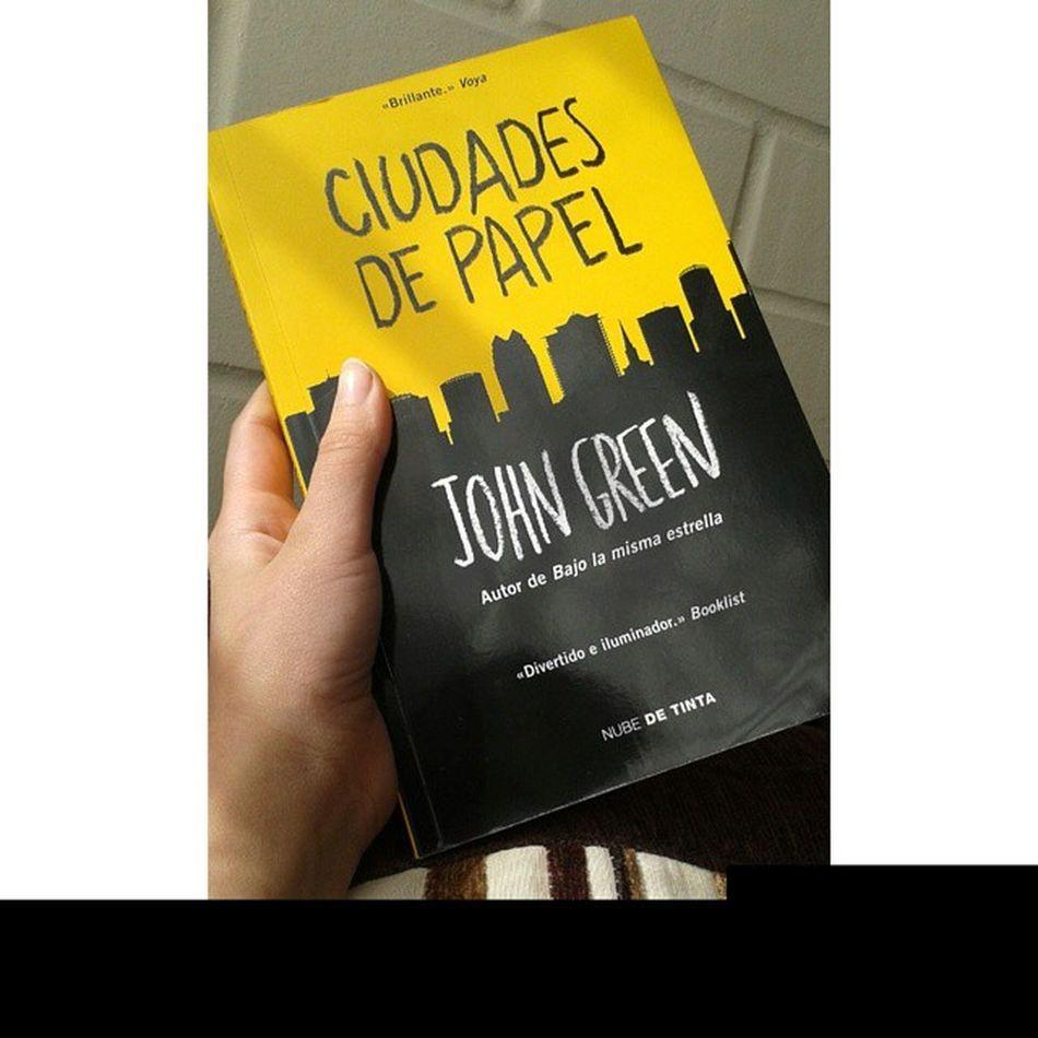 Instagram me odia, fin. ??Books Book Johngreen CiudadesDePapel AlFin Kata instachile InstaMalaSuerteinstashot nocrop