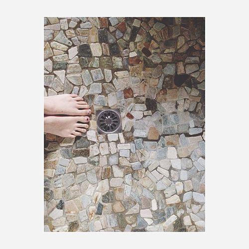 Shower ShowerTime Feet First Eyeem Photo