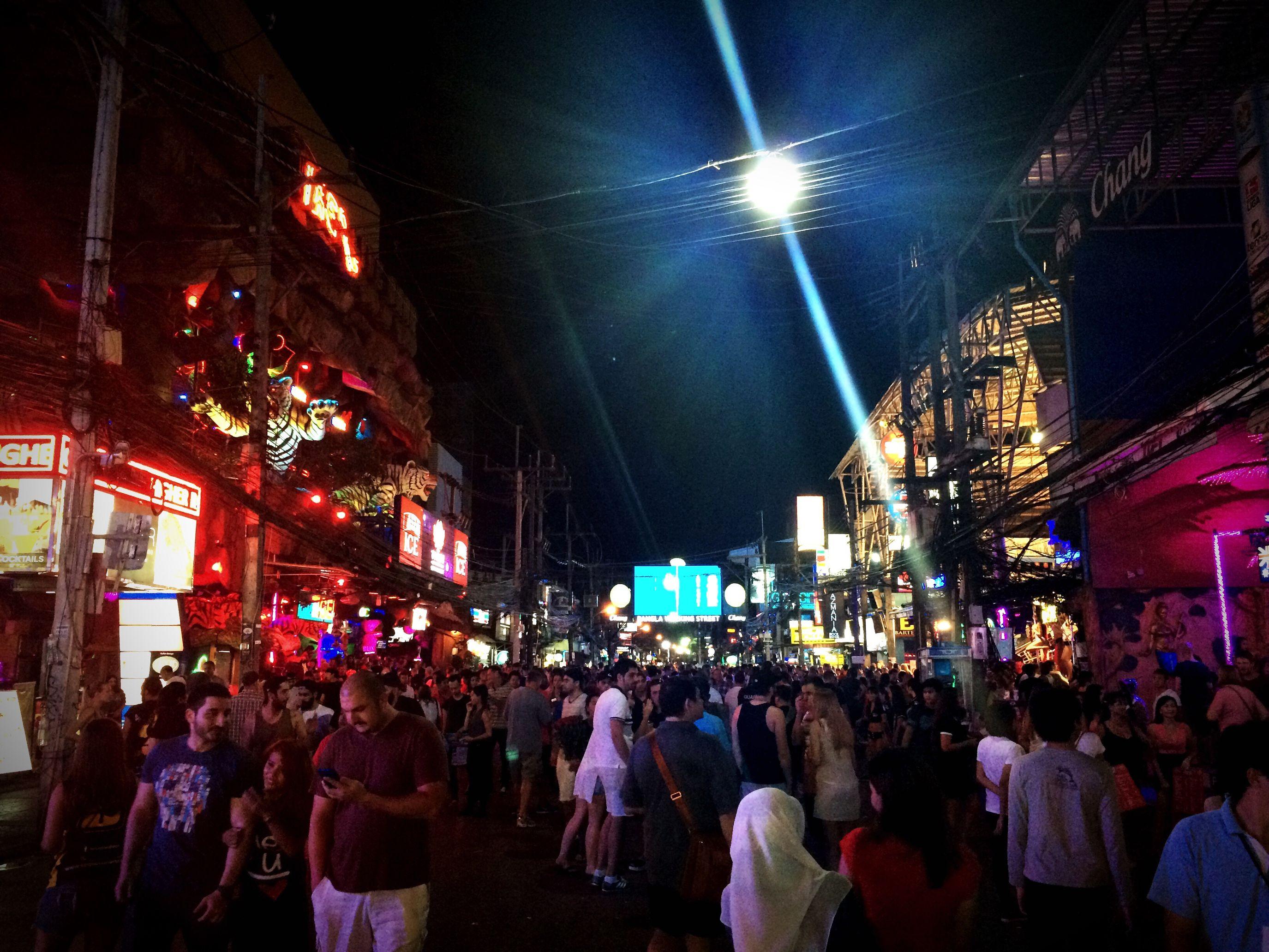 Streetphotography Night Lights Bangla BanglaWalkingStreet Patong Patongbeach PatongNightLife