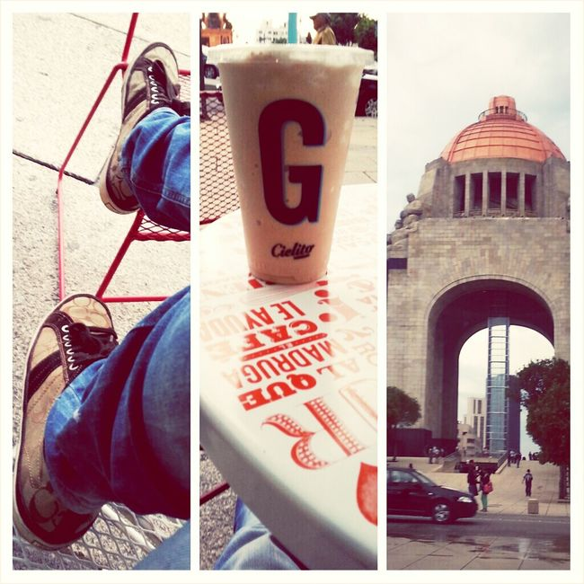 Reforma Coach Cielito Querido Coffee Time