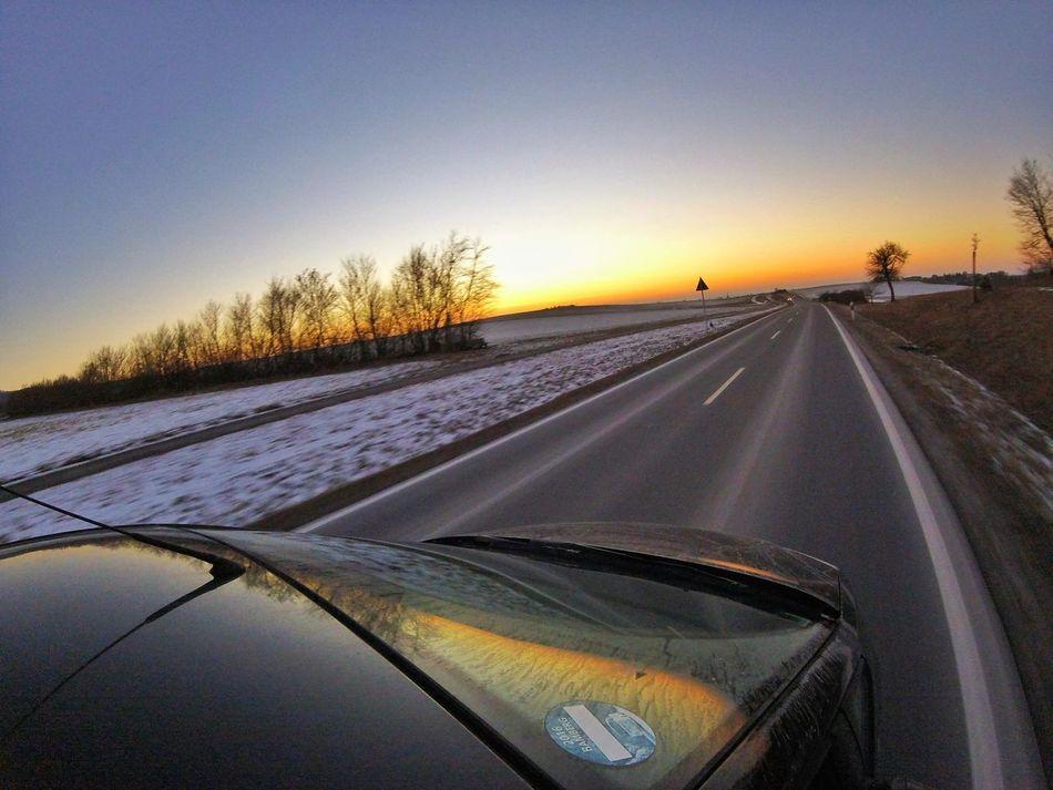 Snapseed Winter Wonderland Winter Sunset Sunshine Cold Goprophotography Goprooftheday Goprohero4 Snow Gopro Session Gopro EyEmNewHere