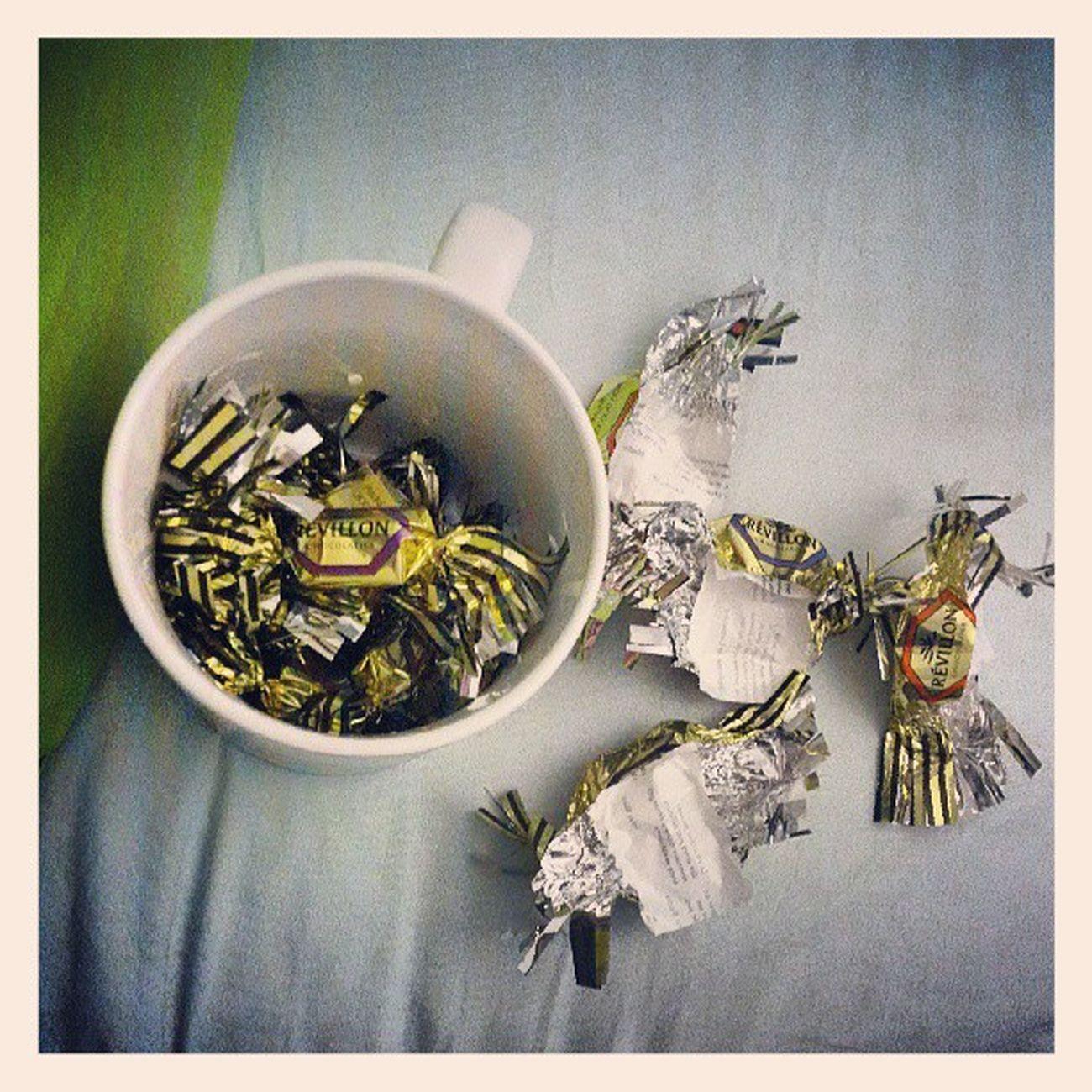 Chocolats de la nouvelle année Chocolat Chocolatrevillon Révillon