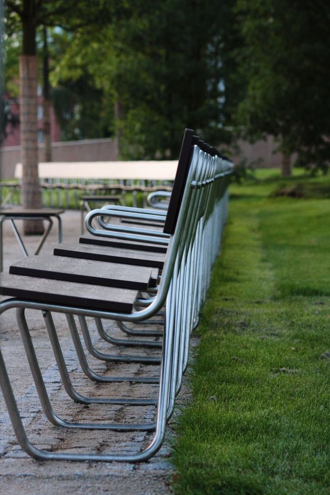 Hello World Hello Hamburg City Life Green Green Green!  Park Park Benches Closeup Eye For Details Enjoying Life Click Click 📷📷📷 Taken By Me Hafencity Streetphotography Have A Seat Taking Photos Benches Hamburg Hafencity Germany🇩🇪