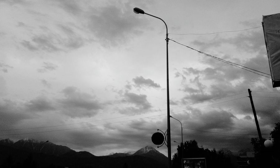 Black&white Night Beutiful Day