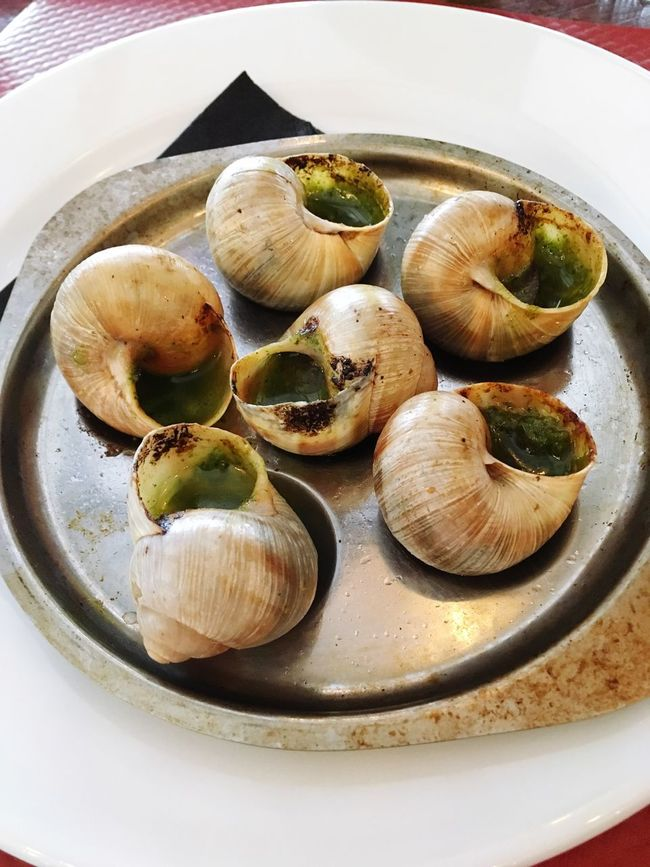Escargot Food Its Strange But Good Taste