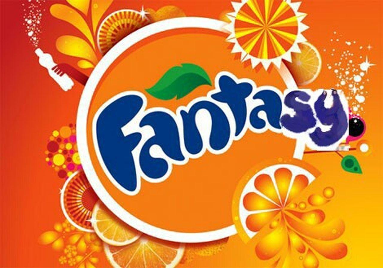 Fanta Fantasy Fanta Fantasy My Trade Mark! Made By Mark A Ladidali Production