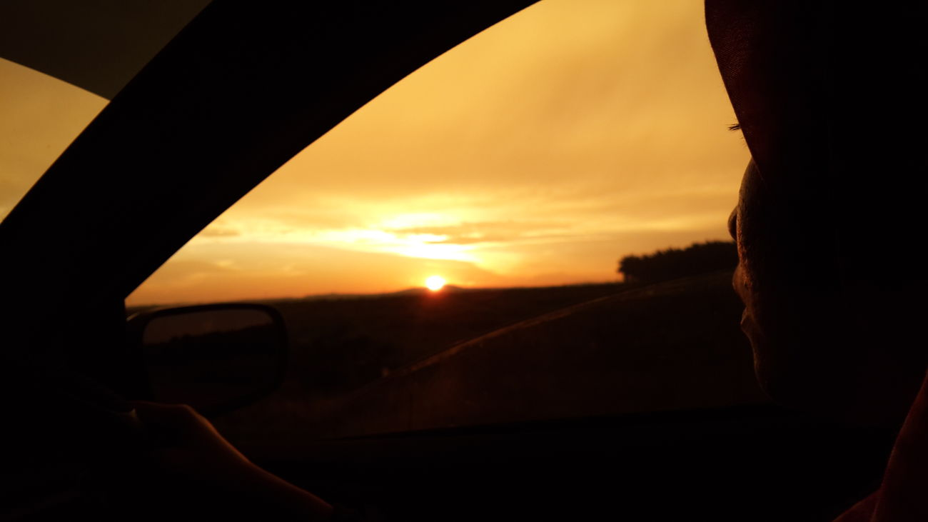 Sunset Malaysia Enjoyingtheview