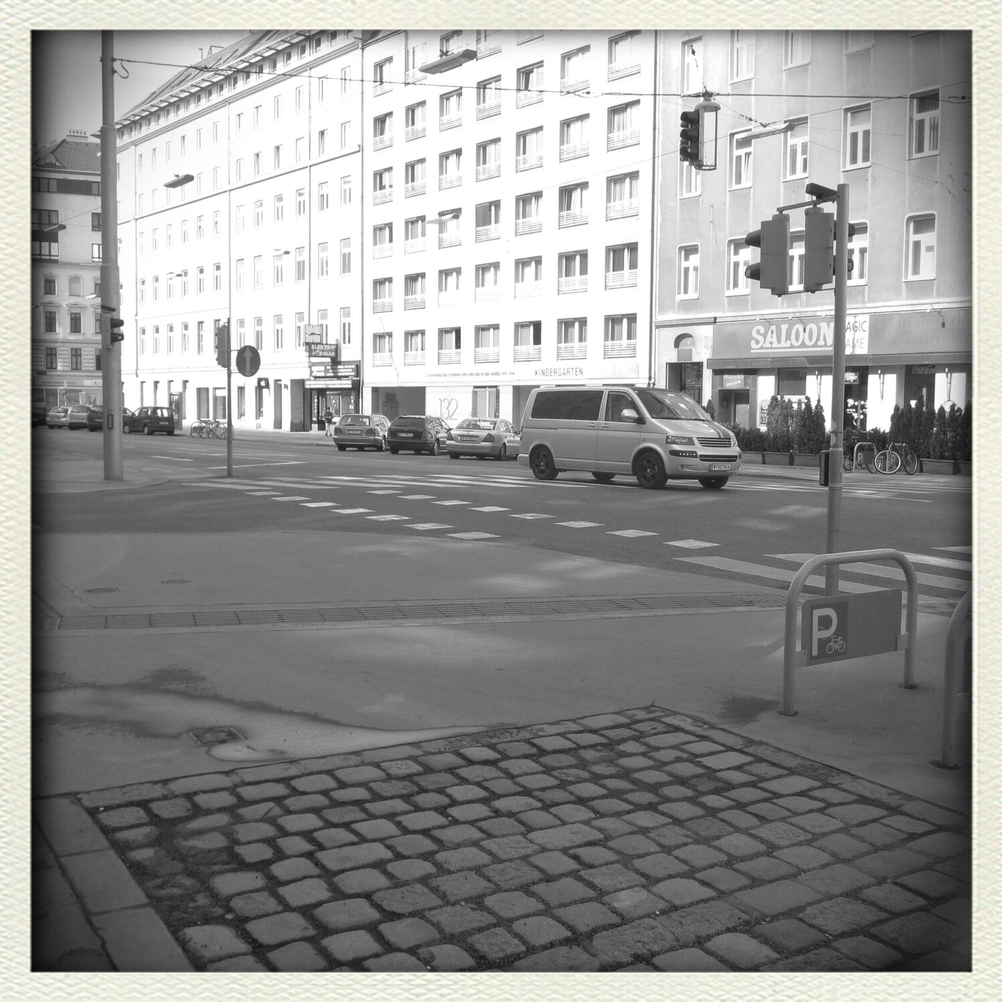 Schwarz & Weiß Blac&white  Street März 2014