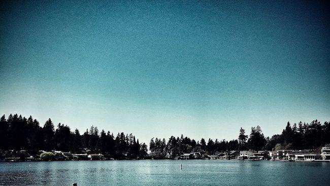 Portland Lake Oswego Sunrise... Summertime