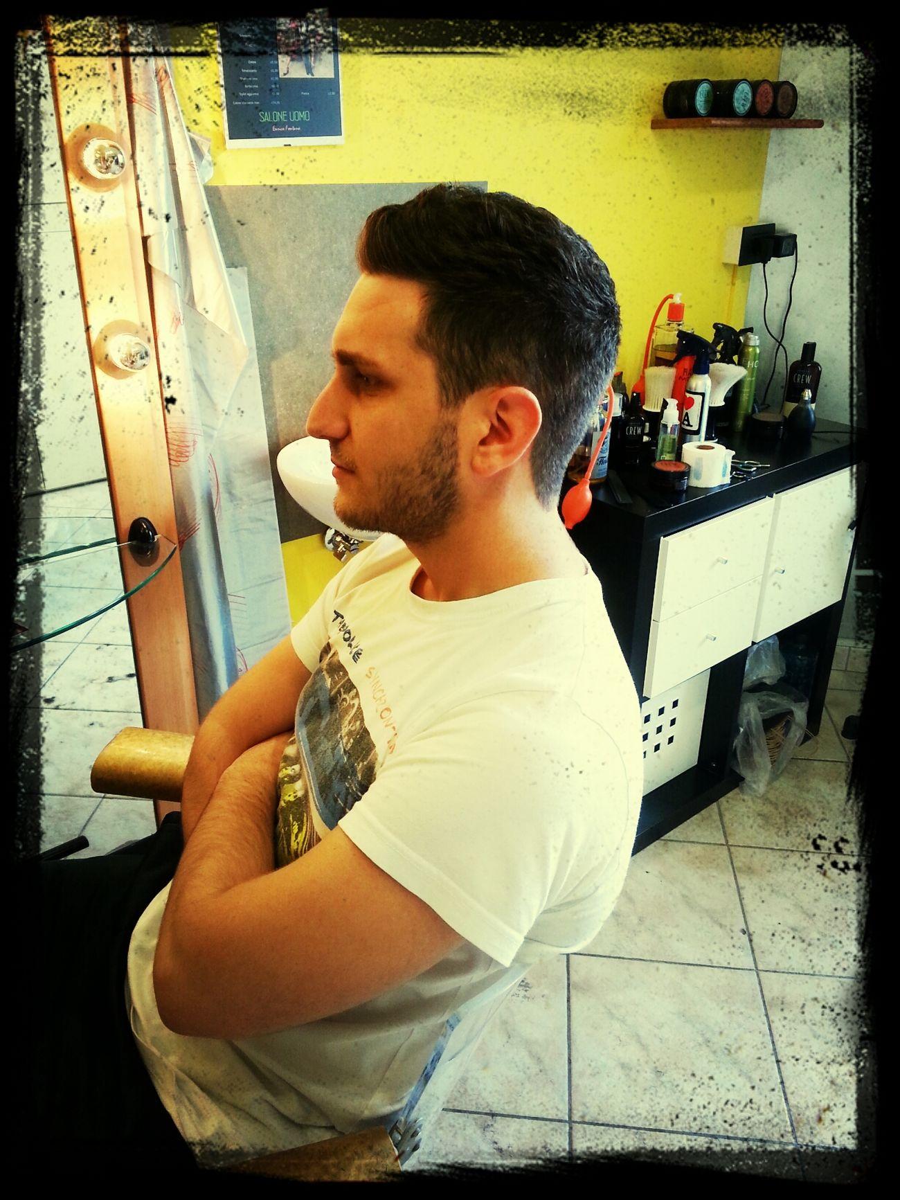 hair style fontana enrico☆☆☆