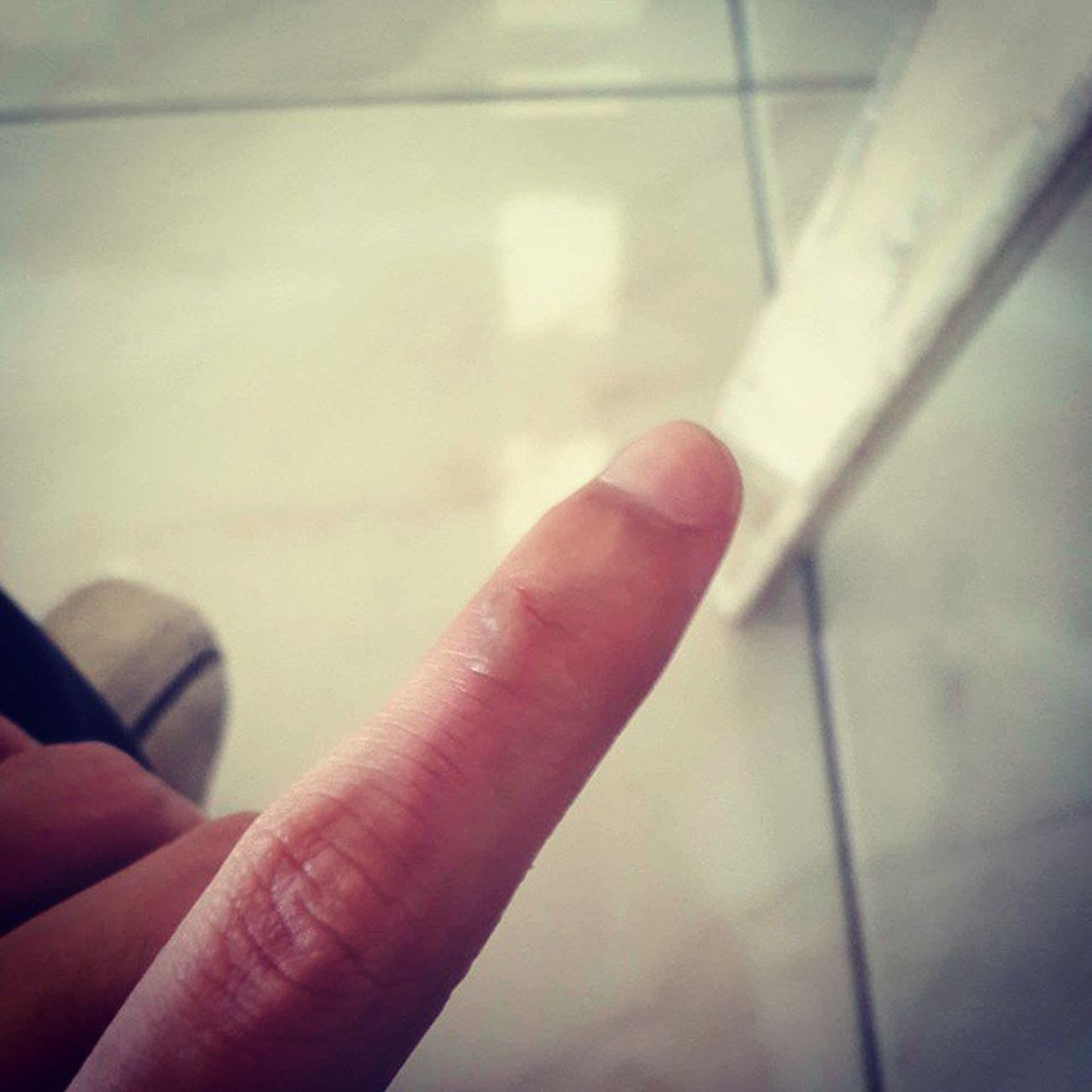 My first electronics engineering injury... BURNBABYBURN