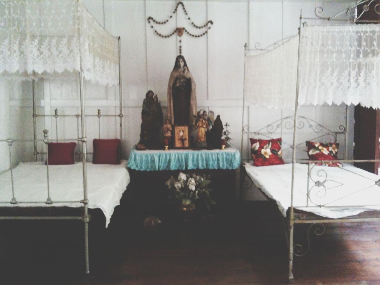 Altar Cozy Bedroom Filipino Vintage Room
