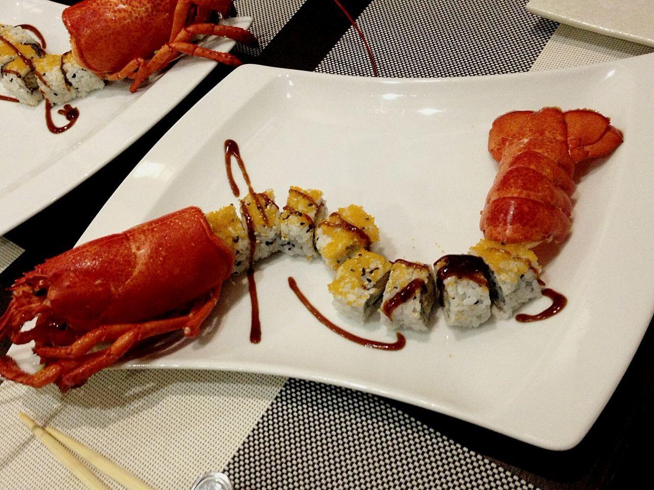 Sushi Animal Themes First Eyeem Photo Sushi Restaurant Sushi Love Sushiporn Sushinight