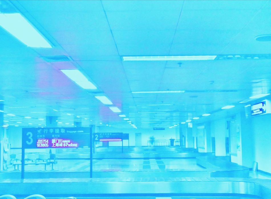 China Photos Travel Finally Arrived Empty Airport The Traveler - 2015 EyeEm Awards