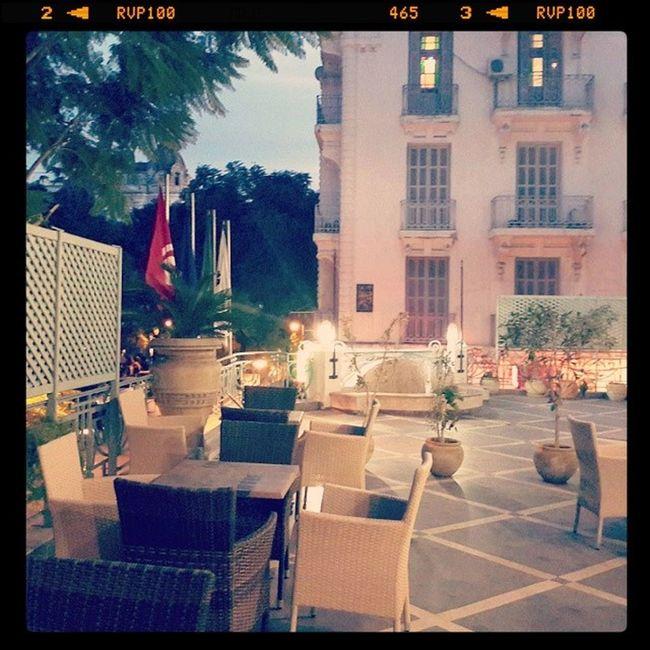 J'adore LaTerasse MajesticHotel Magnifique Tunis