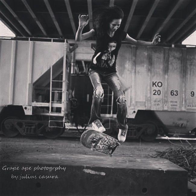 A shoot i did with Lydia. Skatelife Skate Goskate Life Love SkateLove Skateboard Goodlife Haters Skateday Skateordie Ham GoinHAM Sk8te Skatergirl