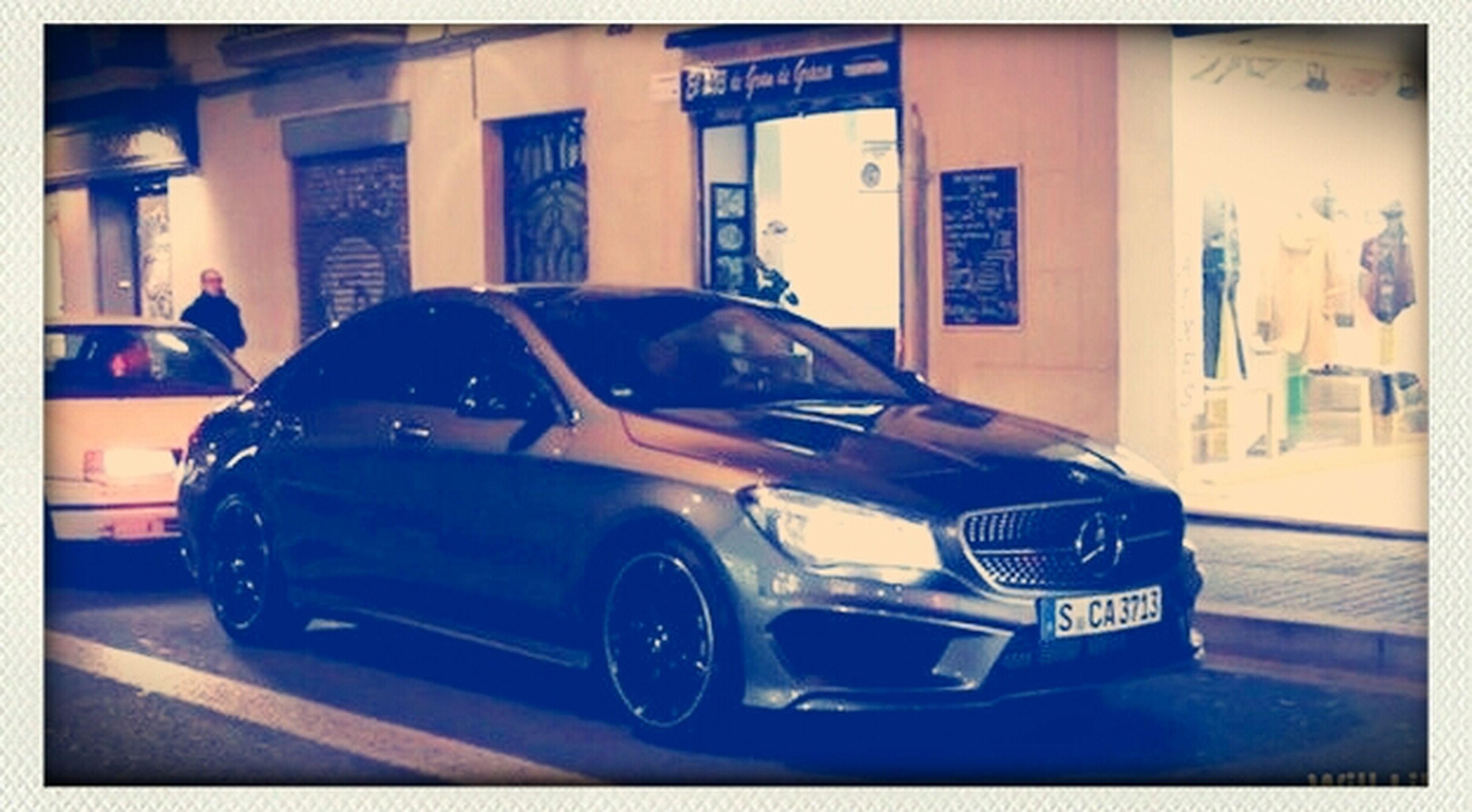 Mercedes C L A....Amazing!!!