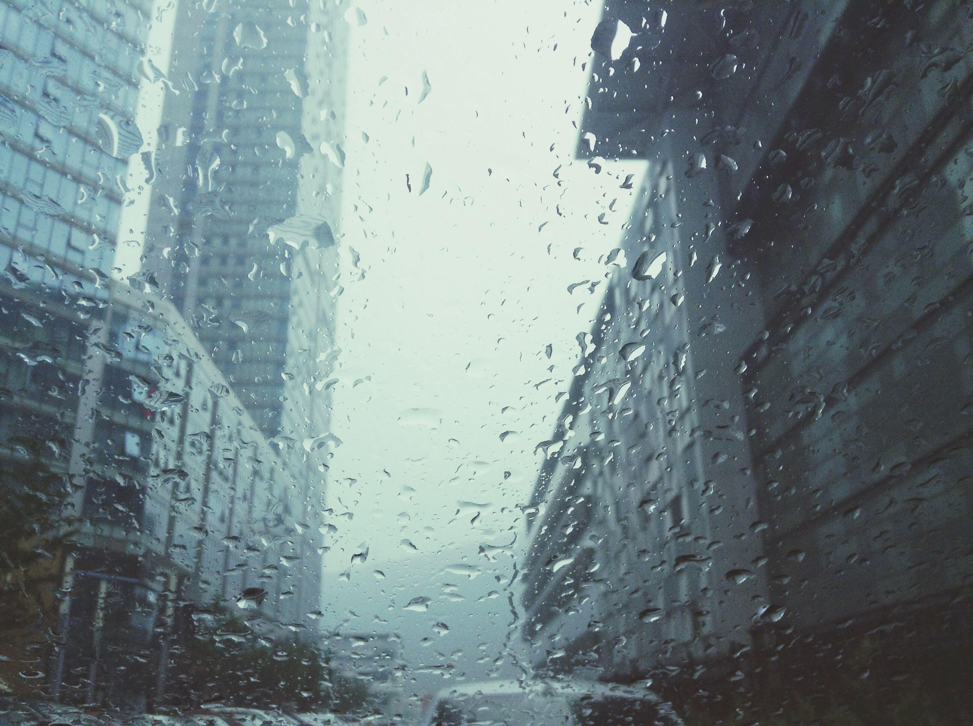 window, architecture, built structure, building exterior, wet, indoors, glass - material, drop, rain, water, transparent, building, weather, season, city, day, residential building, house, residential structure, glass