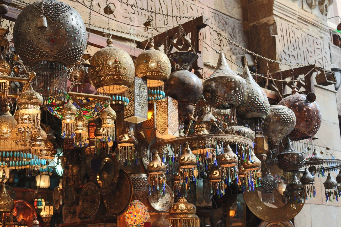Lamps And Lights. Lamps Thisisegypt Khanelkhalili Miles Away