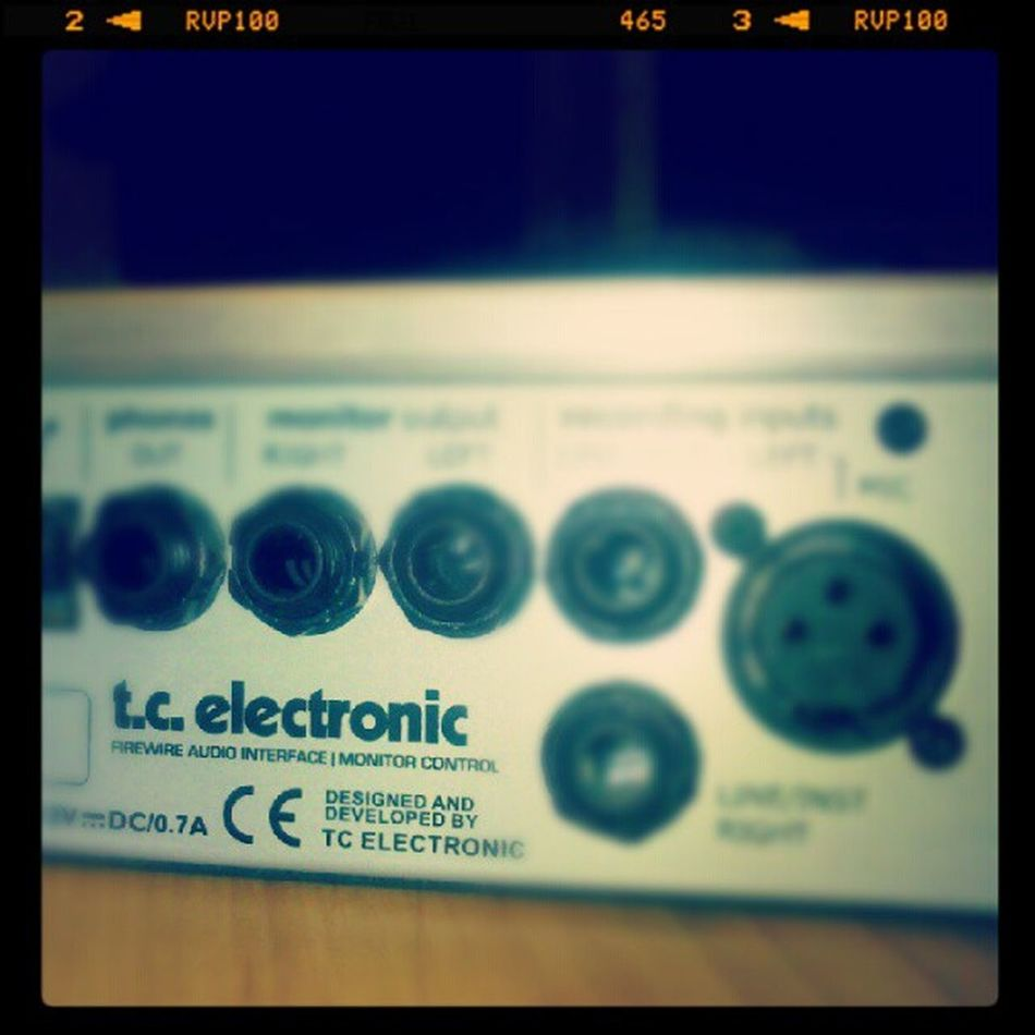 Mis sonidos de mudanza... Dj Sound Trance Sounds Tcelectronics Tcelectronic