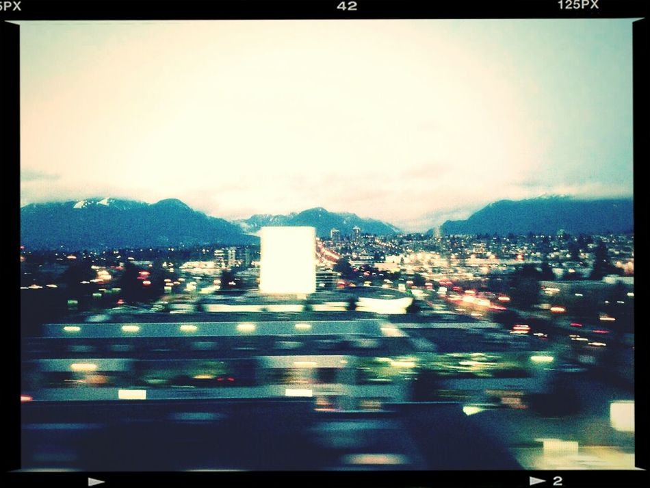 Andrography Vancouver Phoneography Shuttermag Day's Light Above // Night's Lights Below Jellybus