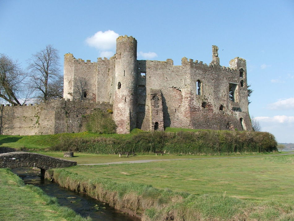 Summer Memories 🌄 Check This Out Castle In Wales Camarthenshire