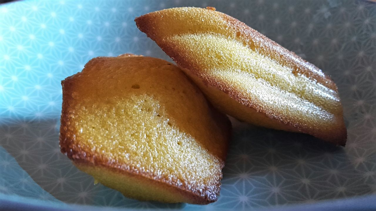 Madeleines Home Made Food Self Made Food Proust Comfort Foods Ready-to-eat Food And Drink Eyeeem Foodporn Food Lovers Food Photography Patisserie French Pastries Freshness Close Up