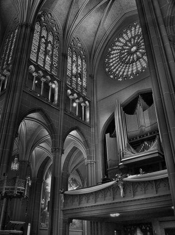 Architecture Church Enjoying The View Hdr_Collection