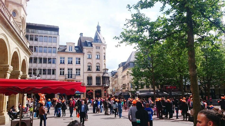 Beautiful stock photos of luxemburg, Architecture, Building, Building Exterior, Built Structure