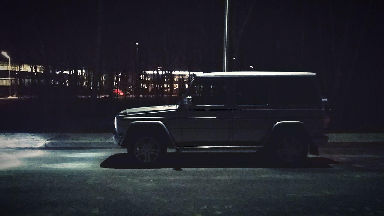 W463 Mercedes Gwagon