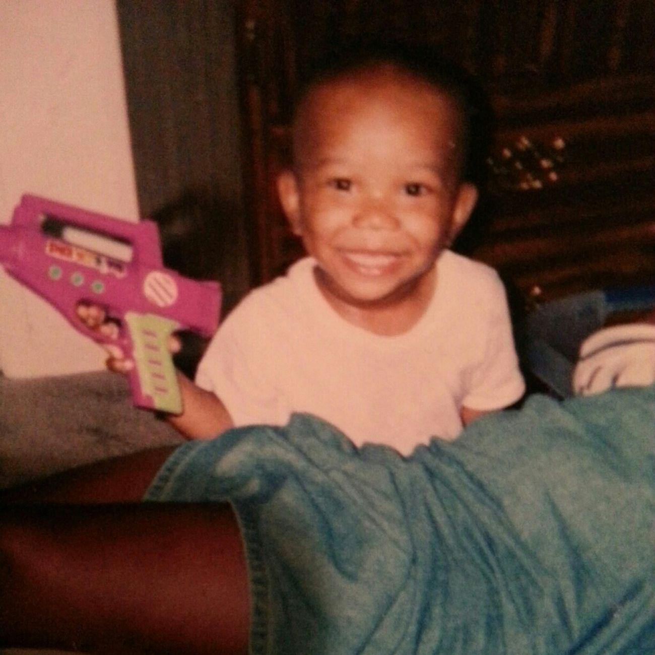 #TBT ....me When I Was A Baby..