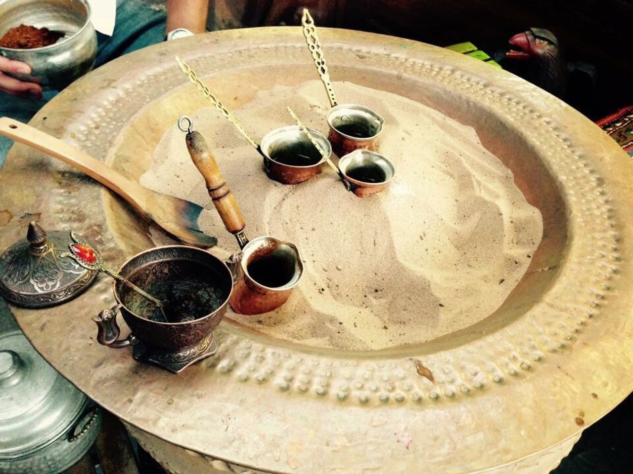 Traditional Turkish Coffee High Angle View No People Indoors  Day Coffee Coffee Time Coffee Break EyeEmNewHere EyeEmBestPics EyeEm Best Shots Eye4photography  EyeEm Gallery Eyeemphotography Tasty Aroma Coffee Cup