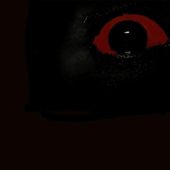 I always know why you were there Evileye Darkest Hours Open Edit DIY Eyes Darkness Satanic Horror Gloom