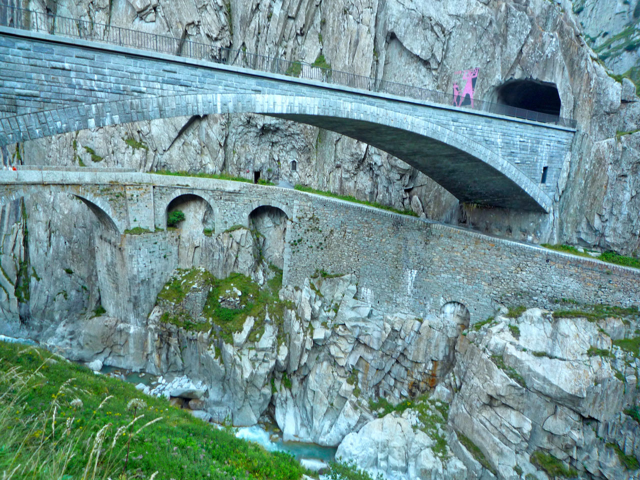Ancient Arch Architecture Beauty In Nature Bridge Day Historic Mountain Nature No People Old Outdoors Rock Rock - Object Rock Formation Stone Bridge Viadukt